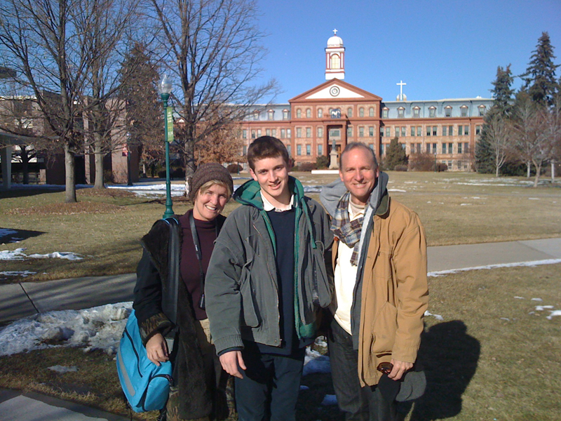 Parents: The Many Layers of Applying to College