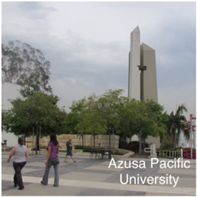 Azusa Pacific University: Where Service Is a Way of Life