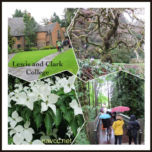 Navigatio on the Road: Lewis & Clark College