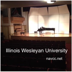 Navigatio on the Road: Illinois Wesleyan