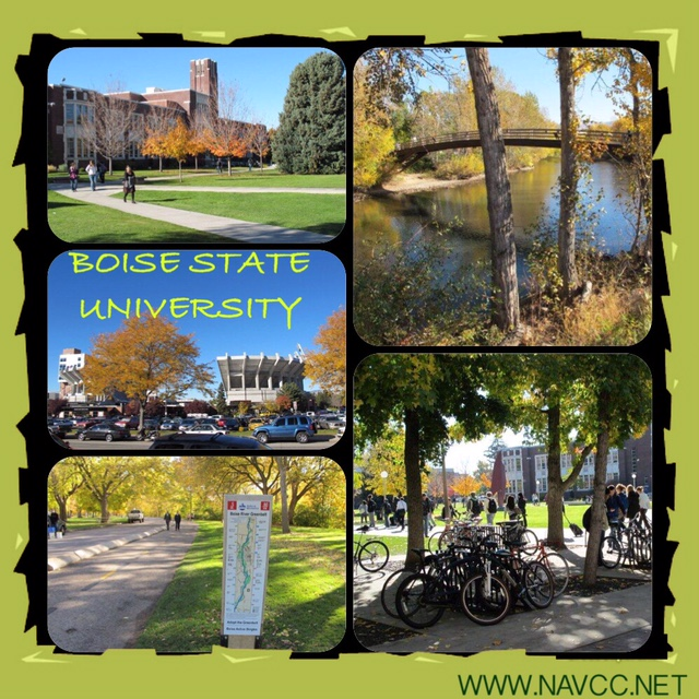 Boise State University — A Great Educational Value for California Kids!